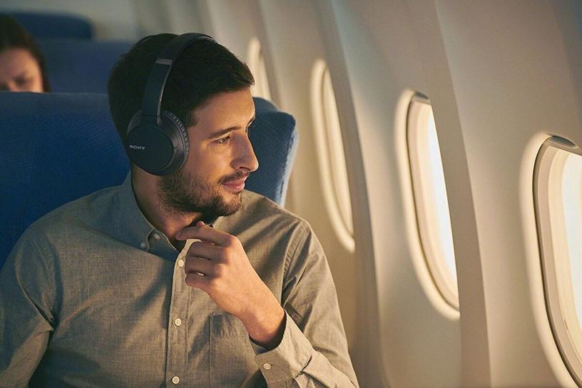 Sony CH700N Wireless Headphones Black (поврежденная упаковка)/2