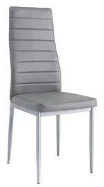 Ēdamistabas krēsls Signal Meble Bis H261 Grey, 1 gab.