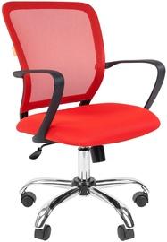Biroja krēsls Chairman 698 Chrome TW-69 Red