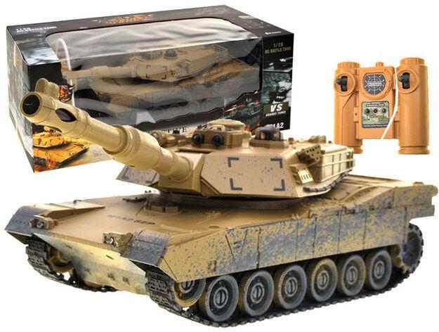 Tanks Battle Tank M1A2