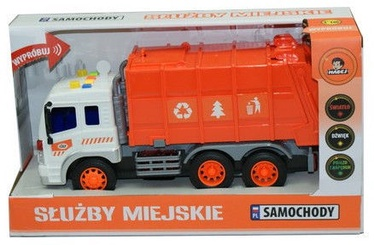 Madej Garbage Truck With Sound And Light 078710