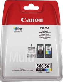 Canon Ink cartridge PG-560 / CL-561 Multipack
