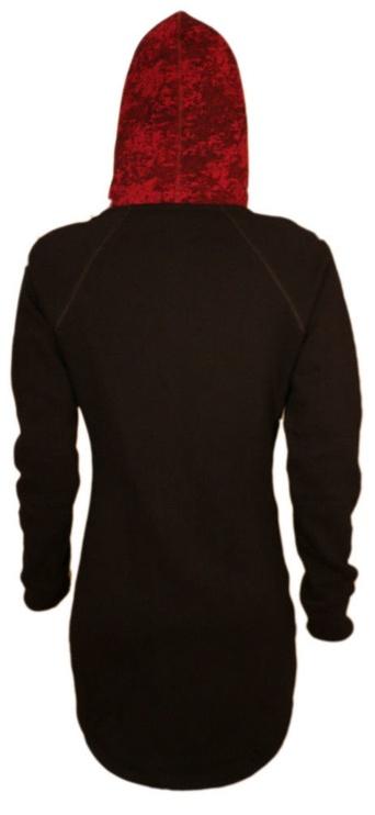 Bars Womens Sport Jacket Red/Black 150 S