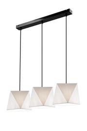 LAMPA GRIESTU CARLA LM 3.86 3X60W E27 (LAMKUR)