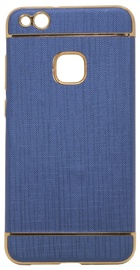 Mocco Exclusive Crown Back Case For Huawei P9 Lite 2017 Lite Dark Blue