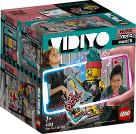 Constructor LEGO Vidiyo Punk Pirate BeatBox 43103