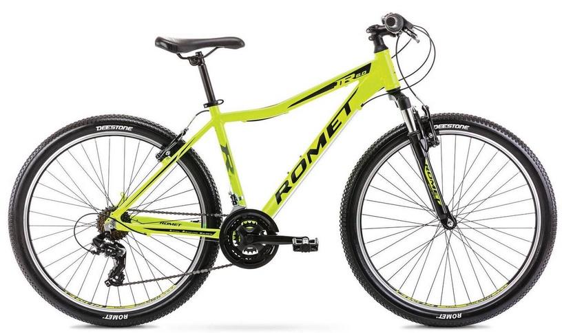 """Велосипед Romet Rambler R6.0 JR Green 2021, 19"""", 26″"""