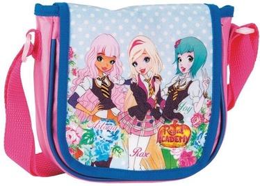 Спортивная сумка Paso, синий/розовый