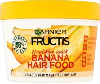 Matu maska Garnier Fructis Nourishing Banana Hair Food, 390 ml