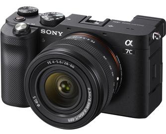Sistēmas fotoaparāts Sony ILCE-7CL/B