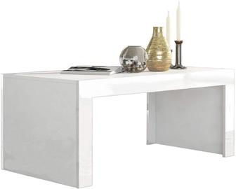 Kafijas galdiņš Pro Meble Milano White, 1200x600x500 mm