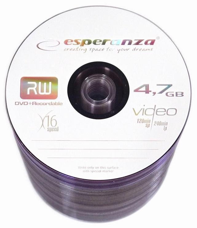 Esperanza 1107 DVD+R 16x 4.7GB Spindle 100 DVD's