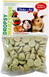 Dako-Art Vegetable Drops Rodent Delicacie 75g
