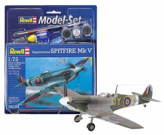 Revell Model Set Supermarine Spitfire MkV 1:72 64164R