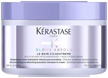 Kerastase Blond Absolu Le Bain Cicaextreme Shampoo In Cream 250ml