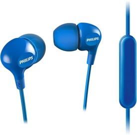 Austiņas Philips SHE 3555 Blue