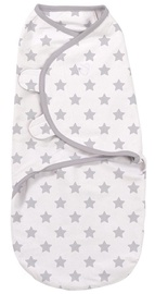 Summer Infant SwaddleMe Original Swaddle Small Grey Star