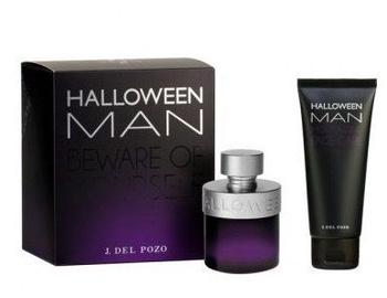 Jesus Del Pozo Halloween Man 125ml EDT + Deodorant Spray 150ml