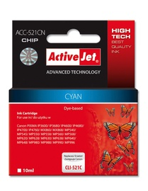 Action ActiveJet ACC-521CN Cyan