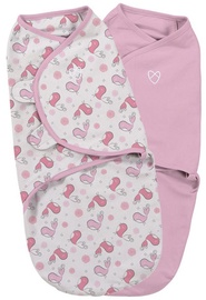 Summer Infant SwaddleMe Original Swaddle 2pcs Small Tweet Tweet