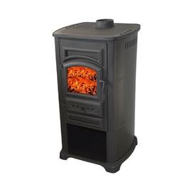 Печь для твердого топлива Nordflam Merido, 5.4 кВт