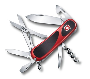 Victorinox Evolution Grip 14 Red/Black