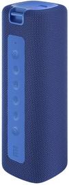Bezvadu skaļrunis Xiaomi Mi Portable Bluetooth Speaker 16W Blue, zila, 16 W