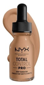 Tonizējošais krēms NYX Total Control Pro Classic Tan, 13 ml