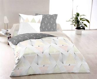 Комплект постельного белья Okko, многоцветный, 200x220