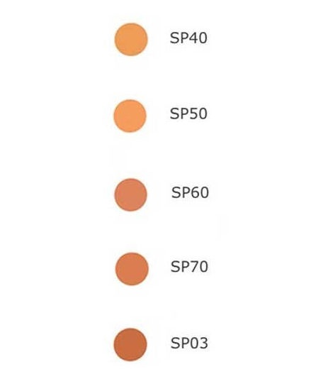 Pūderis Shiseido Uv Protective Compact Foundation SPF30 Medium Ochre, 12 g