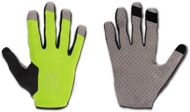 Cube Performance Long Finger Gloves Citrone/Black XXL