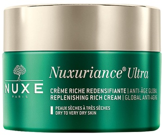 Sejas krēms Nuxe Nuxuriance Ultra Replenishing Rich Cream, 50 ml