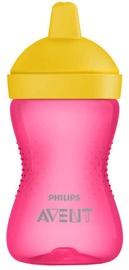 Бутылка Philips Avent My Grippy Pink SCF804/04