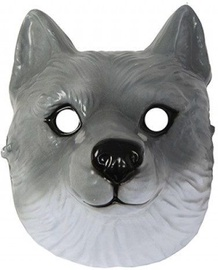 Маска Wolf, серый, 220 мм