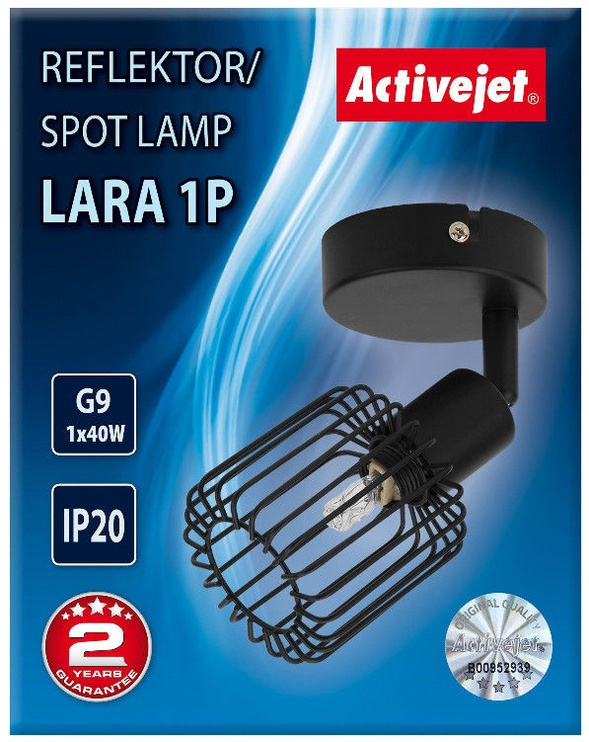 ActiveJet Lara Ceiling Lamp 40W G9
