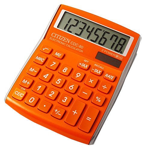 Citizen Calculator CDC 80ORWB