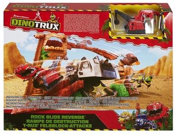 Mattel Dinotrux Rock Slide Revenge Vehicle DWC84
