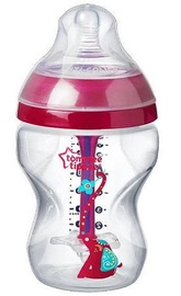Tommee Tippee Advanced Anti-Colic Bottle 260ml Pink