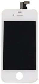 HQ Analog LCD Display + Touch Panel For Apple iPhone 4s White