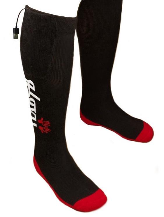 Glovii Heated Ski Socks L