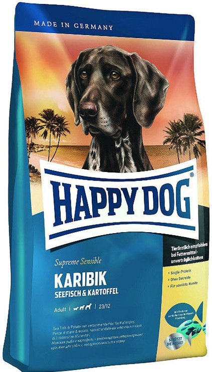 Happy Dog Sensitive Karibik 4kg