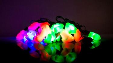 Elektriskā virtene EV LED 9387, daudzkrāsaina