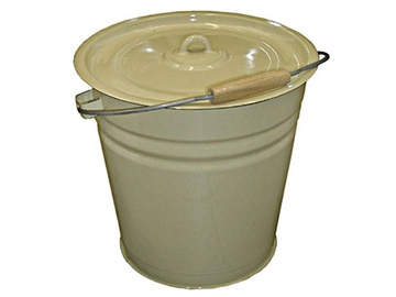 SN Enamelled Steel Bucket 12l