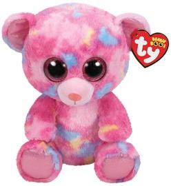 TY Beanie Boos Franky Multicolored Bear 24cm