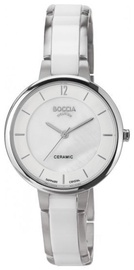 Boccia Titanium Women's Watch 3236-01 White