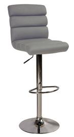 Bāra krēsls Signal Meble C-617 Grey, 1 gab.