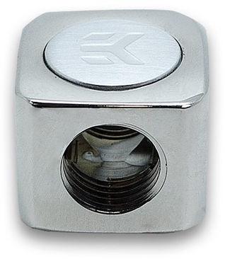 EK Water Blocks EK-AF X-Splitter 4F G1/4 Nickel