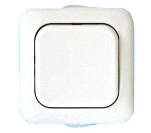 Slēdzis REML IP44 219025000 White