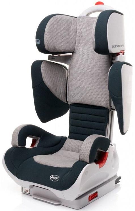 Mašīnas sēdeklis 4Baby Questo-Fix Brown, 15 - 36 kg