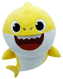 Плюшевая игрушка Pinkfong Baby Shark Yellow, 35 см